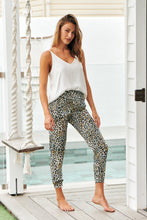 Load image into Gallery viewer, Sahara  Leopard Print Pant