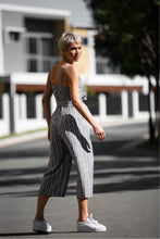 Load image into Gallery viewer, Antonia Striped Jumpsuit