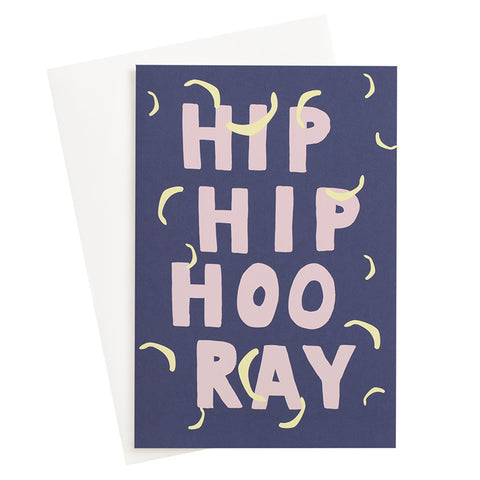 Hip Hip Hooray Bananas Card (Sold Out)