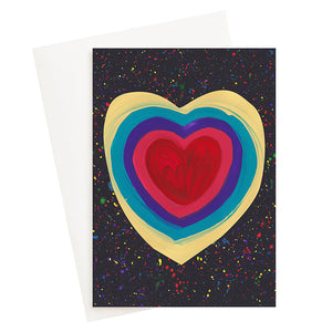 Load image into Gallery viewer, Rainbow Love Card