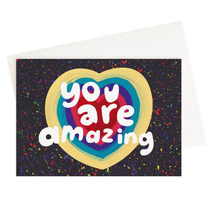 You Are Amazing Card (Sold Out)