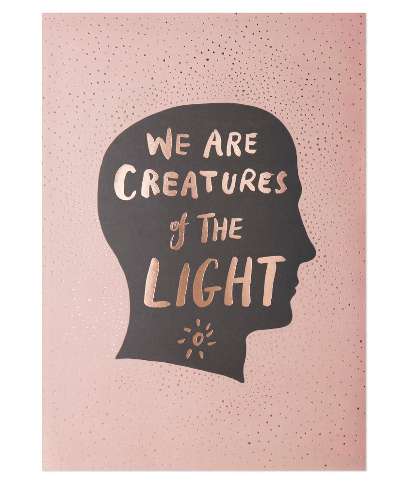 Creatures of the Light Print