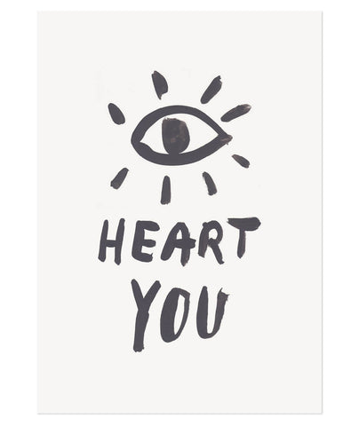 Eye Heart You Print