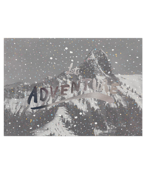 Lets Adventure Print (Large)