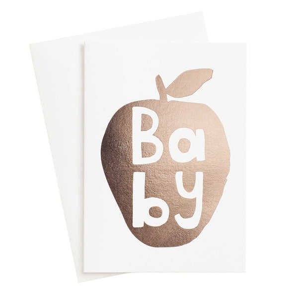 Baby Mini Card (Sold Out)