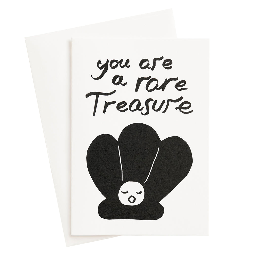 Rare Treasure No.2 Card