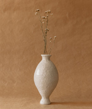 Load image into Gallery viewer, Slim White Vase