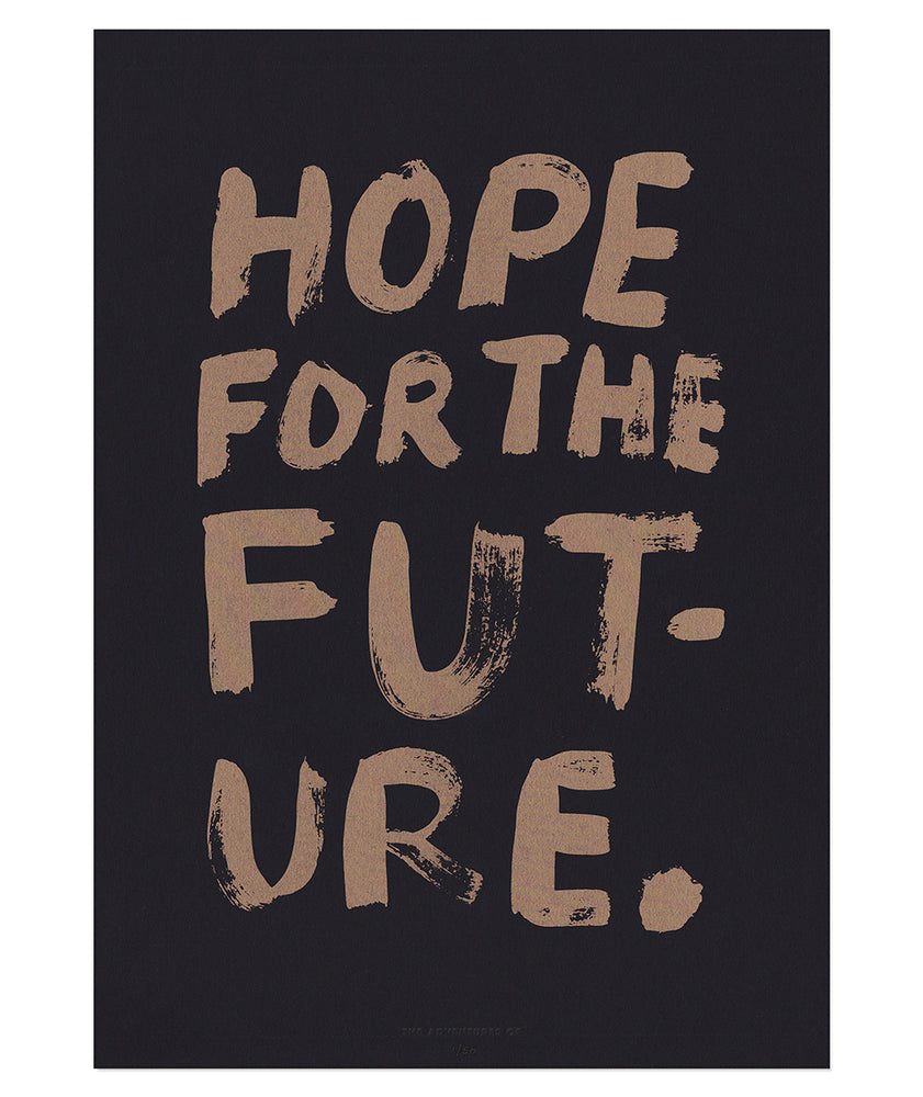 Load image into Gallery viewer, Hope For The Future Print