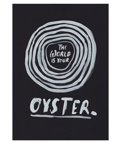 Oyster Print