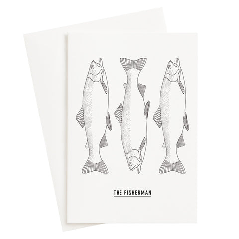 The Fisherman Card