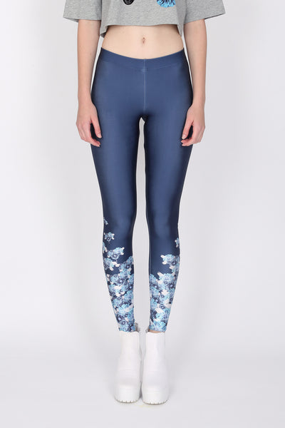 ZIZTAR Floral World Leggings
