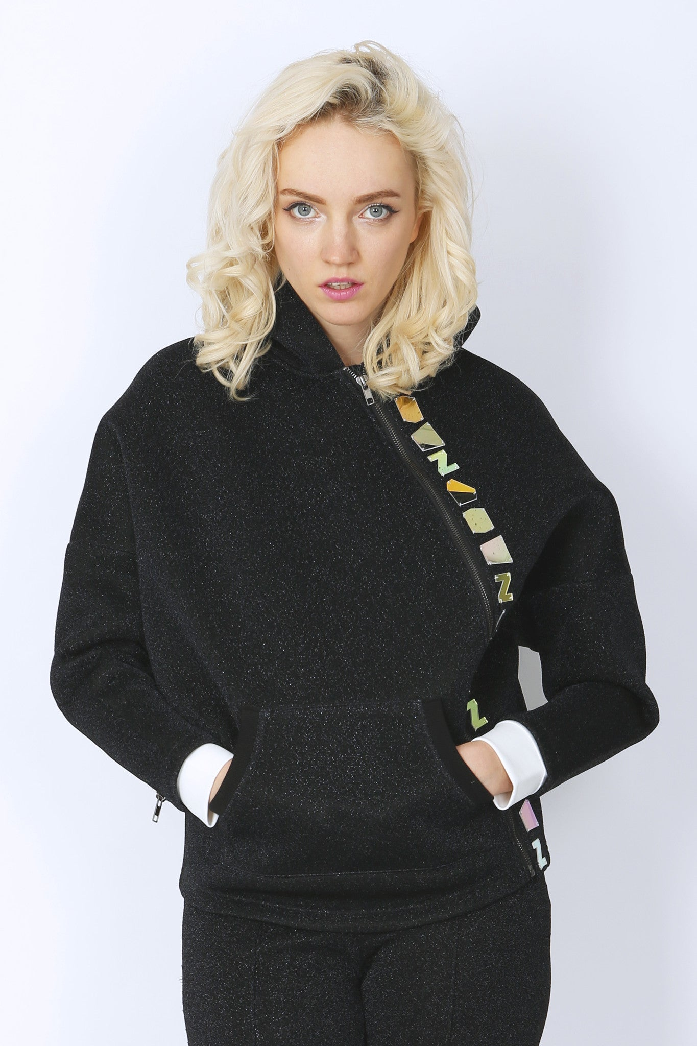 ZIZTAR Ice Café Coat