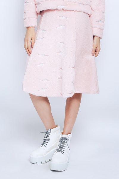 ZIZTAR Zwallow Freedom Midi Skirt