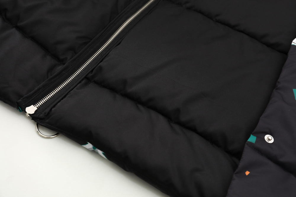 ZIZTAR Choosing Right Quilted Jacket - ZIZTAR