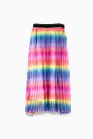 ZIZTAR Lost In Twlight Long Skirt - ZIZTAR
