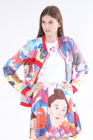 ZIZTAR Emotional Exercise Jacket