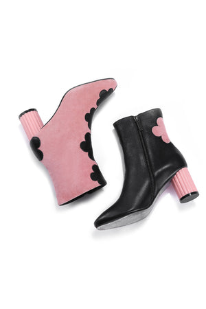 PRE-ORDER - Petal Around The Edge PNK Boots