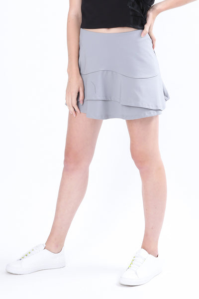 ZIZTAR Double Waves Skirt