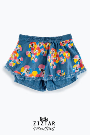 ZIZTAR Little Dance In Rhythm Shorts - ZIZTAR
