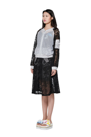 ZIZTAR I Love Lace Jacket