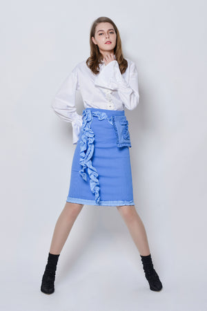 ZIZTAR Back to 60s Skirt