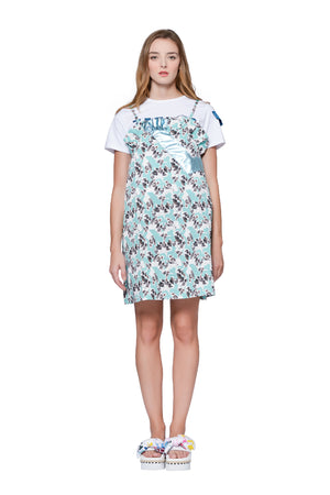 ZIZTAR French Bull Paradise Dress