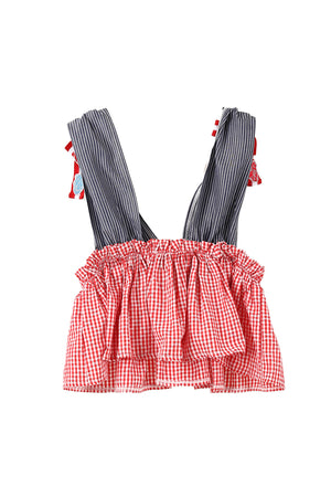 ZIZTAR Thought as Baby Sleeveless Top - ZIZTAR
