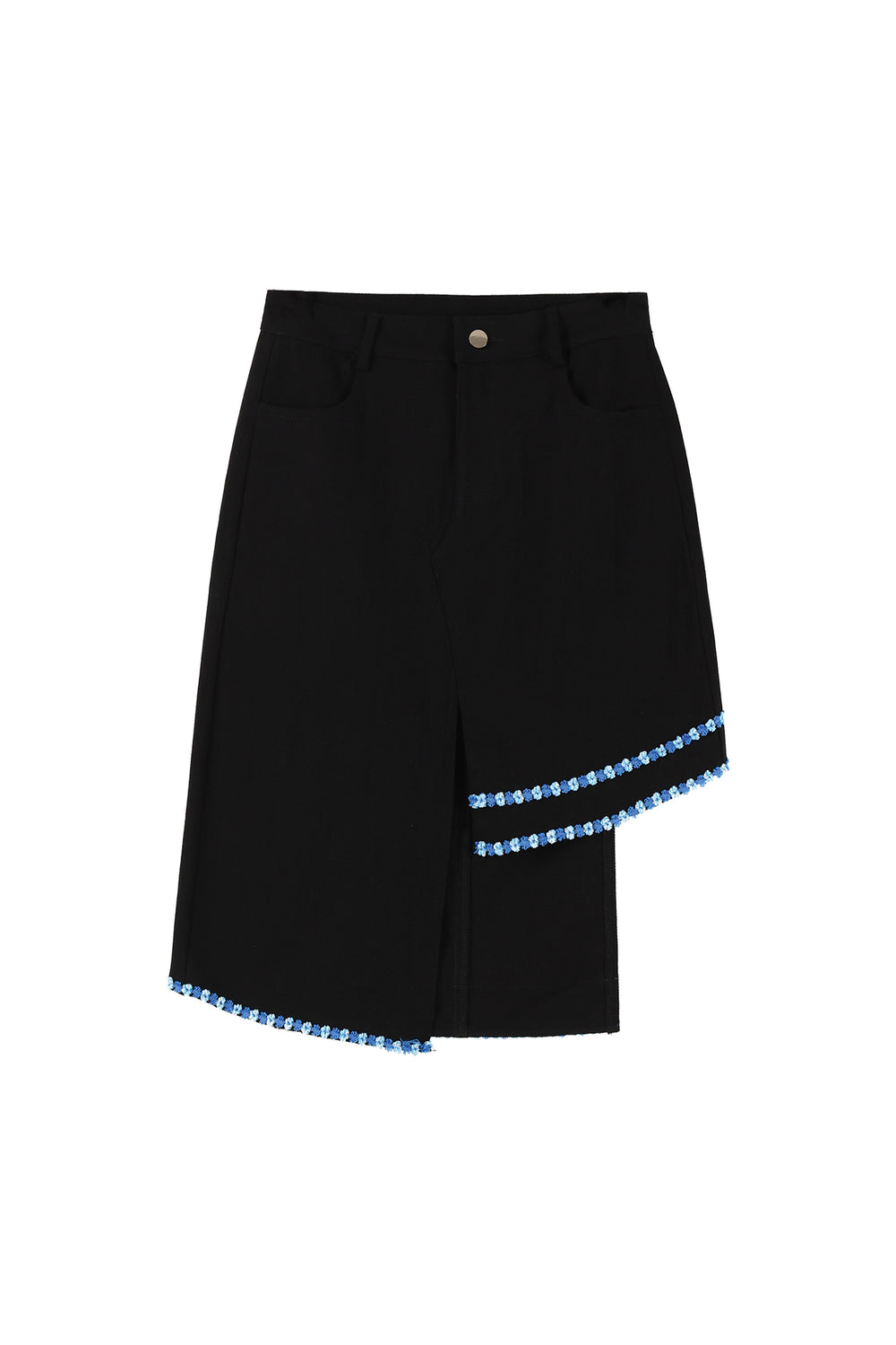 ZIZTAR Blossom Within the World Skirt - ZIZTAR