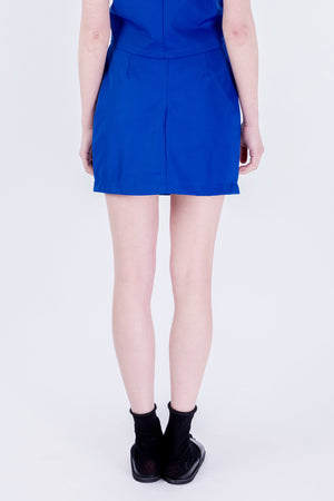 ZIZTAR Don't Zweep Away Mini Skirt - ZIZTAR