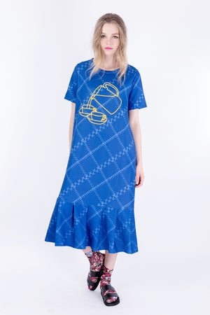 ZIZTAR Coffee or Tea Dress - ZIZTAR