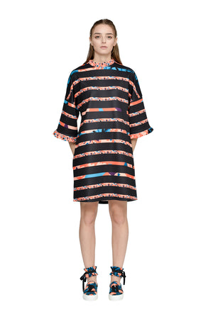 ZIZTAR Feel My Emptiness Dress - ZIZTAR