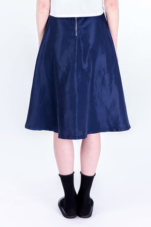 ZIZTAR Tight The Mid-Night up at 00: 00 Midi Skirt - ZIZTAR