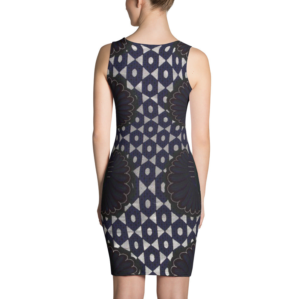 Sublimation Cut & Sew Dress - Ba Ntu Alternative