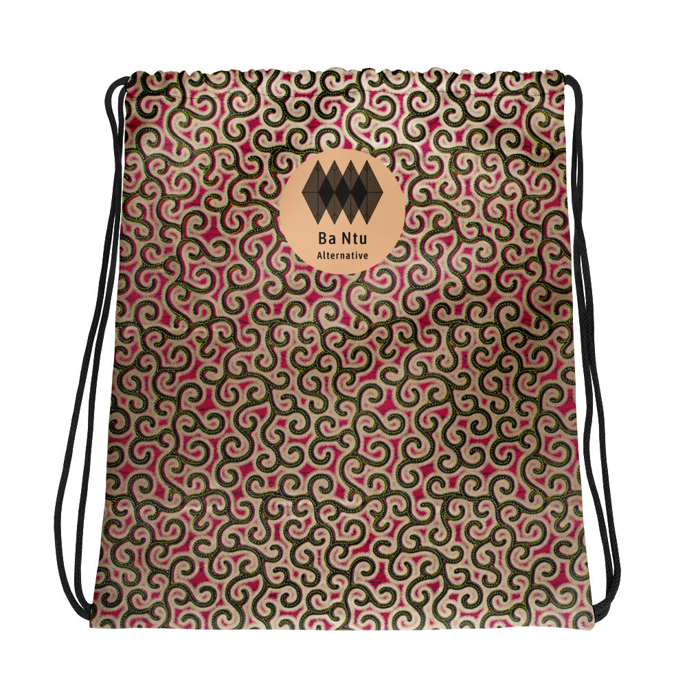 Drawstring bag - Ba Ntu Alternative