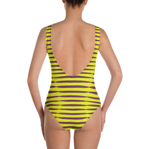 One-Piece Swimsuit - Ba Ntu Alternative