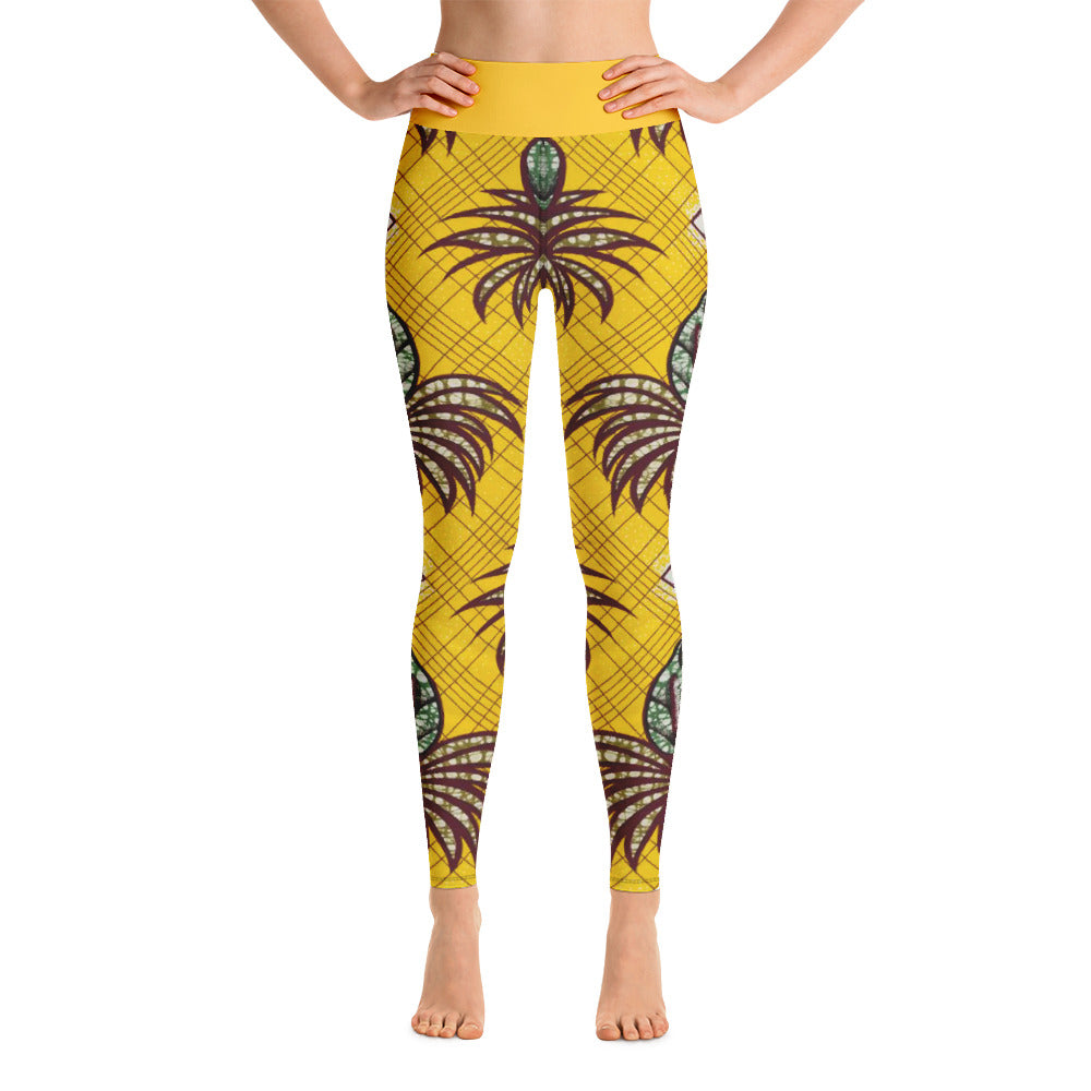 Yoga Leggings - Ba Ntu Alternative