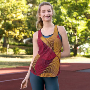 Women's Racerback Tank - Ba Ntu Alternative