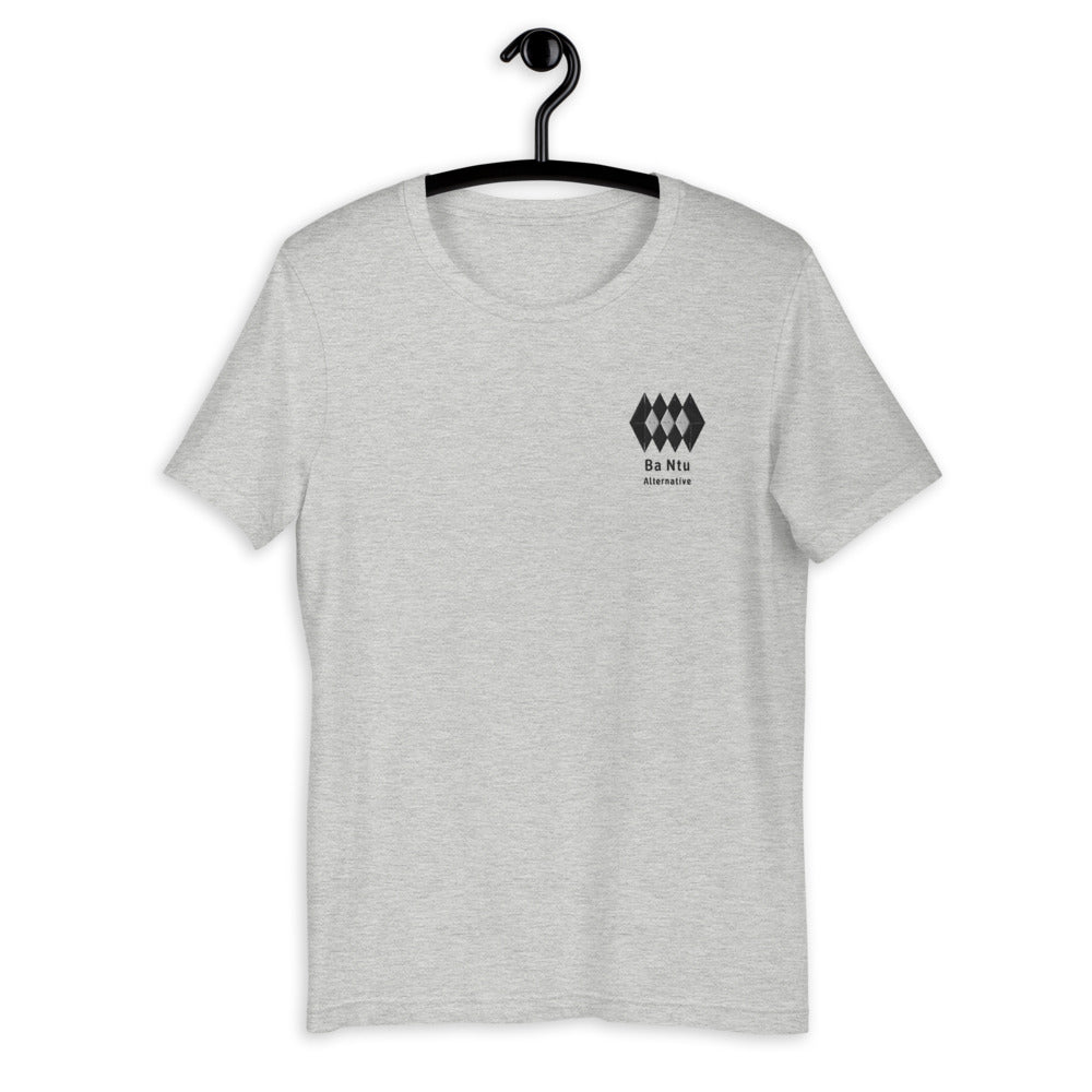 t-shirt with logo - Ba Ntu Alternative
