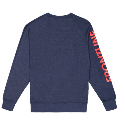 down the line crewneck