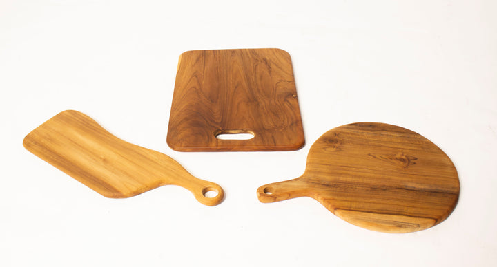 Cutting Boards, Teak