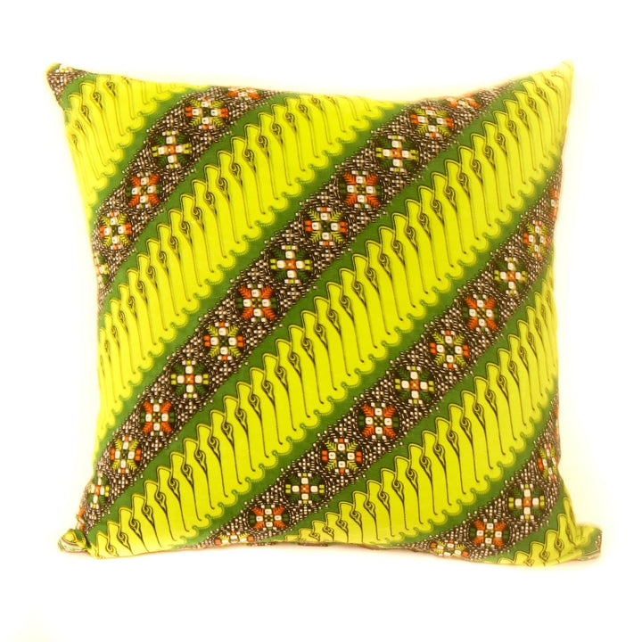 Bali Pillow,  Lime