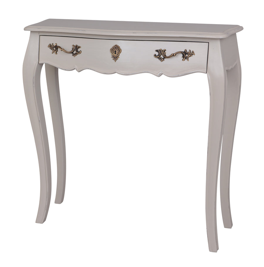 French Provincial Console Table