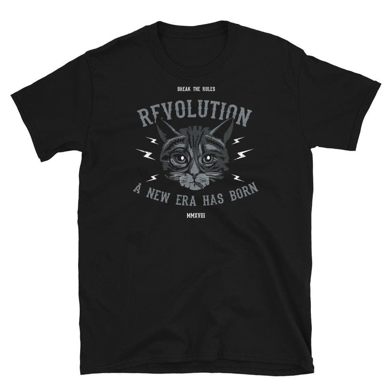 Cat Revolt Unisex Softstyle Shirt