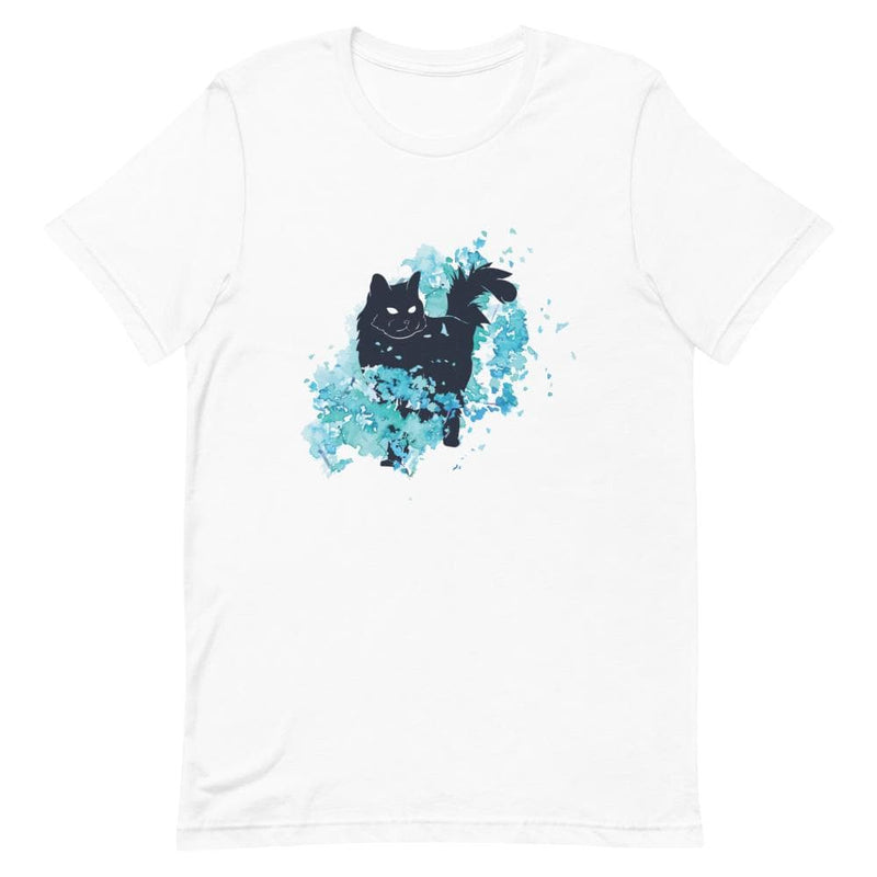 Unisex Sneaky Cat Bella + Canvas Tee
