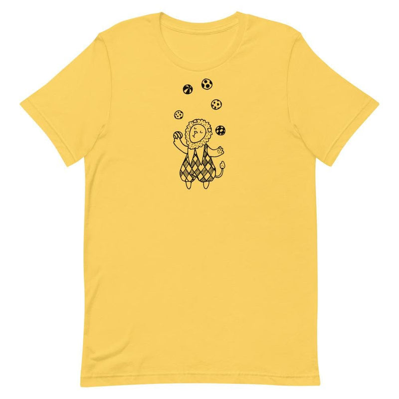 Minikin King of the Juggle Bella + Canvas Unisex Shirt
