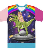 Tacosaurus Rex the Cat Shirt