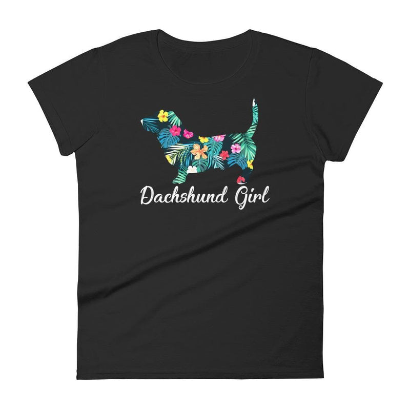 Dachshund Girl Shirt