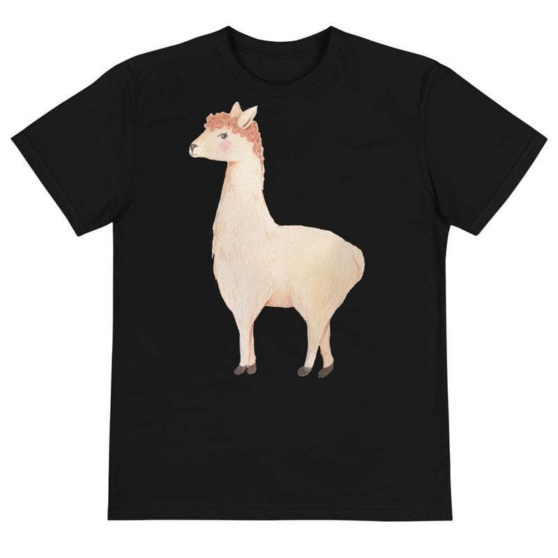 Golden Llama Next Level Sustainable Shirt