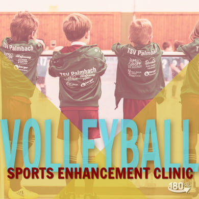 Sports Enhancement Clinic - Volleyball