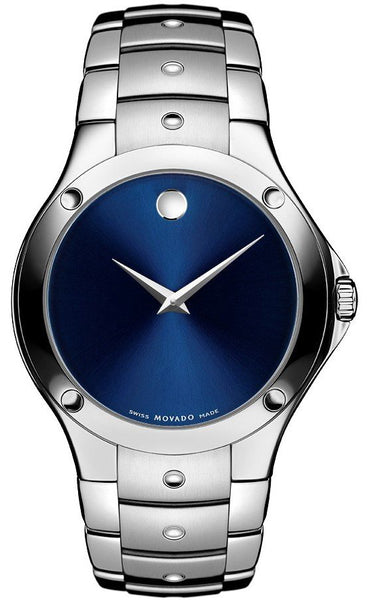 Men's Movado Sports Edition Watch 0605790 Wrist Watch (Wristwatch)